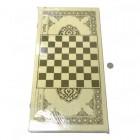 Нарды, шахматы и шашки 500х500 CH 6500
