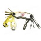 """Набор ключей велосипедный с выжимкой """"Bike Hand"""""""