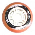 Колесо для роликовых коньков  80мм (1 шт)