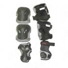 """Защита """"AMG 320""""  (комплект)  для роликовых коньков, скейтбордов, самокатов"""