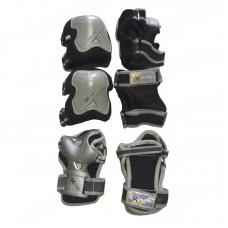 """Защита """"AMZ 280""""  (комплект)  для роликовых коньков, скейтбордов, самокатов"""
