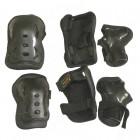 Защита G-Force (комплект)  для роликовых коньков, скейтбордов, самокатов