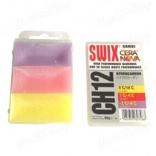 Парафин Swix combi CH12 (10/8/7)